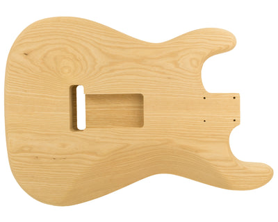 SC BODY 2pc Swamp Ash 2.4 Kg - 823531-Guitar Bodies - In Stock-Guitarbuild