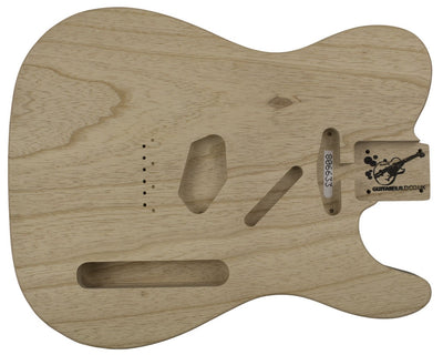 GUITARBUILD TC BODY Vintage 1 pc Swamp Ash 1.9 KG 806633 - Guitarbuild - 1