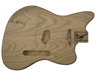 TM BODY 2pc Swamp ash 2.2 Kg - 817356-Guitar Bodies - In Stock-Guitarbuild