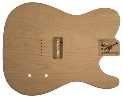 TC BODY 2pc Alder 2 Kg - 815505-Guitar Bodies - In Stock-Guitarbuild