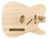 TC BODY 3pc Swamp Ash 2 Kg - 829694-Guitar Bodies - In Stock-Guitarbuild