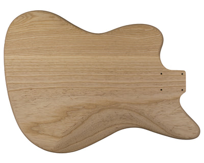 JG BODY 2pc Swamp ash 2.1 Kg - 818162-Guitar Bodies - In Stock-Guitarbuild