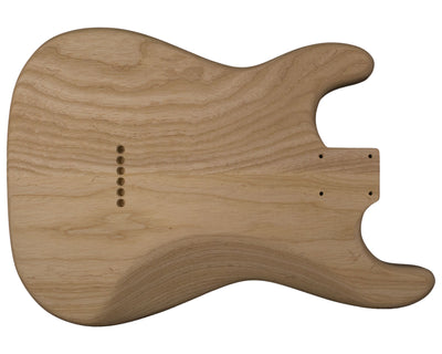 SC BODY 2pc Swamp Ash 2 Kg - 818483-Guitar Bodies - In Stock-Guitarbuild