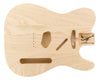 TC BODY 3pc Swamp Ash 1.8 Kg - 829700-Guitar Bodies - In Stock-Guitarbuild