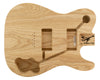 TC BODY 3pc Swamp Ash 2 Kg - 829953-Guitar Bodies - In Stock-Guitarbuild