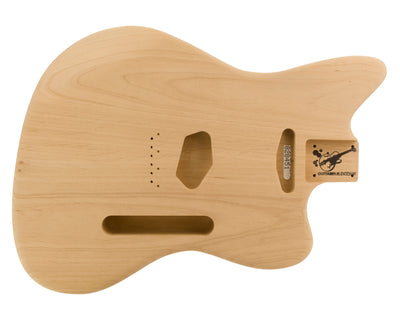 TM BODY 2pc Alder 2.2 Kg - 828451-Guitar Bodies - In Stock-Guitarbuild