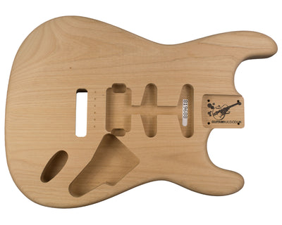 SC BODY 2pc Alder 1.9 Kg - 819688-Guitar Bodies - In Stock-Guitarbuild