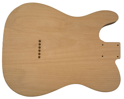 TC BODY 3pc Alder 1.9 Kg - 820448-Guitar Bodies - In Stock-Guitarbuild
