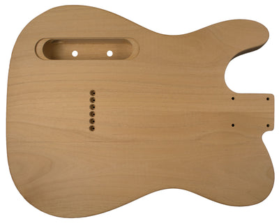 TC BODY 2pc Alder 1.9 Kg - 822022-Guitar Bodies - In Stock-Guitarbuild