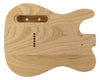 TC LA CABRONITA 2 BODY 3pc Swamp Ash 1.7 Kg - 829458-Guitar Bodies - In Stock-Guitarbuild