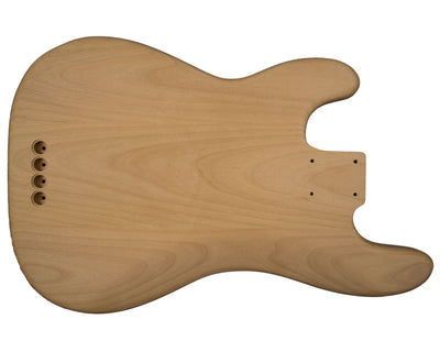 PB BODY 3pc Alder 2.1 Kg - 821032-Bass Bodies - In Stock-Guitarbuild