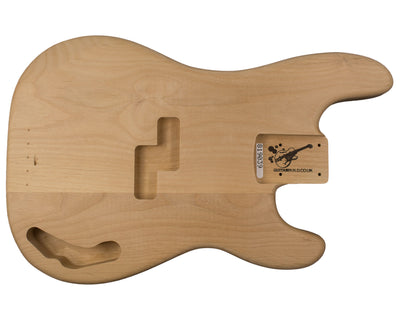 PB BODY 2pc Alder 2.2 Kg - 819039-Bass Bodies - In Stock-Guitarbuild