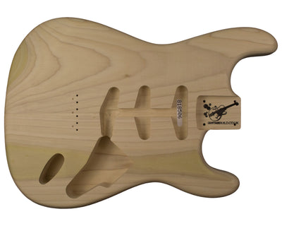 SC BODY 2pc Poplar 2 Kg - 818506-Guitar Bodies - In Stock-Guitarbuild