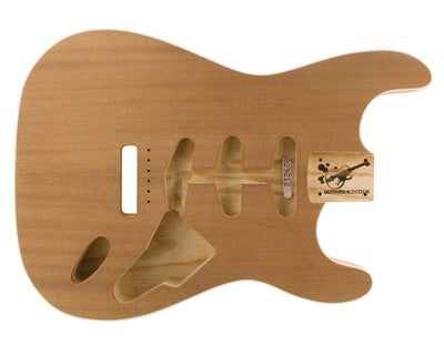 SC BODY 2pc Swamp Ash 1.9 Kg - 829212-Guitar Bodies - In Stock-Guitarbuild