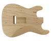 SC BODY 3pc Swamp Ash 1.8 Kg - 830461-Guitar Bodies - In Stock-Guitarbuild