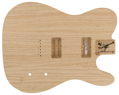 TC BODY 3pc Swamp Ash 1.9 Kg - 824675-Guitar Bodies - In Stock-Guitarbuild