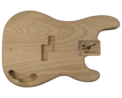 PB BODY 2pc Swamp ash 2.4 Kg - 819046-Bass Bodies - In Stock-Guitarbuild
