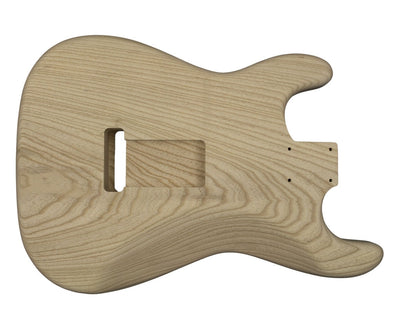 Guitar Bodies - GUITARBUILD SC Vintage BODY 1 pc Swamp Ash 2.0 KG - 809207 - Guitarbuild - 2