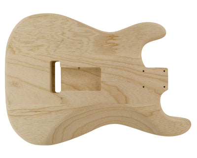 SC BODY 3pc Swamp Ash 1.8 Kg - 830478-Guitar Bodies - In Stock-Guitarbuild
