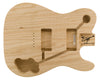 TC BODY 2pc Swamp Ash 1.9 Kg - 828482-Guitar Bodies - In Stock-Guitarbuild