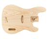 PB BODY 2pc Swamp Ash 2 Kg - 829731-Bass Bodies - In Stock-Guitarbuild