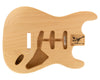 SC SSS BODY - 1950's 2pc Alder 1.9 Kg - 831987-Guitar Bodies - In Stock-Guitarbuild