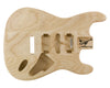 SC BODY 3pc Swamp Ash 1.9 Kg - 830485-Guitar Bodies - In Stock-Guitarbuild