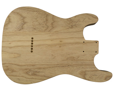 SC BODY 3pc Swamp ash 2.2 Kg - 820479-Guitar Bodies - In Stock-Guitarbuild