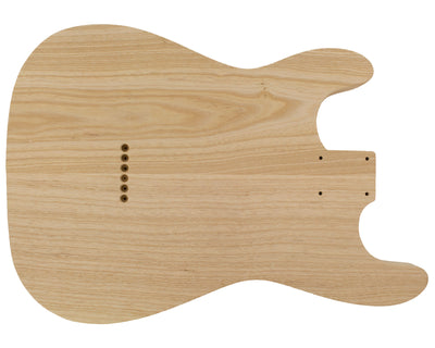 SC BODY 2pc Swamp Ash 1.9 Kg - 826020-Guitar Bodies - In Stock-Guitarbuild