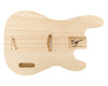 PB BODY 2pc Swamp Ash 2.2 Kg - 829748-Bass Bodies - In Stock-Guitarbuild
