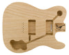 TC BODY 3pc Swamp Ash 1.9 Kg - 828499-Guitar Bodies - In Stock-Guitarbuild