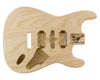 SC BODY 3pc Swamp Ash 2.1 Kg - 830492-Guitar Bodies - In Stock-Guitarbuild