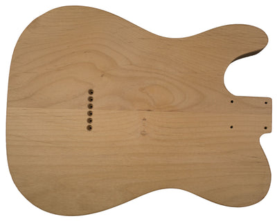 TC BODY 2pc Alder 1.9 Kg - 820486-Guitar Bodies - In Stock-Guitarbuild