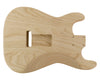SC HSH BODY 3pc Swamp Ash 2.1 Kg - 830492-Guitar Bodies - In Stock-Guitarbuild
