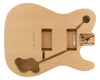 TC BODY 3pc Alder 1.9 Kg - 830003-Guitar Bodies - In Stock-Guitarbuild