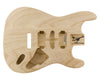 SC BODY 3pc Swamp Ash 2.1 Kg - 830508-Guitar Bodies - In Stock-Guitarbuild