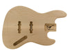 JB BODY 2pc Swamp Ash 2.8 Kg - 828505-Bass Bodies - In Stock-Guitarbuild