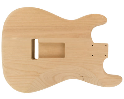 SC BODY 2pc Alder 1.8 Kg - 825207-Guitar Bodies - In Stock-Guitarbuild