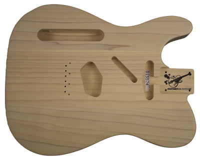 TC BODY 3pc Poplar 2.2 Kg - 815574-Guitar Bodies - In Stock-Guitarbuild