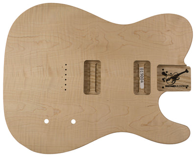 TC BODY 2pc Swamp ash 2.3 Kg - 819084