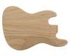 JB BODY 2pc Swamp Ash 2.3 Kg - 828512-Bass Bodies - In Stock-Guitarbuild