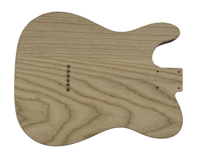 Guitar Bodies - GUITARBUILD TC BODY Vintage 2 pc Swamp Ash 2.2 KG 808965 - Guitarbuild - 2