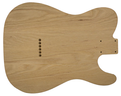 TC BODY 3pc Swamp Ash 2.5 Kg - 821094-Guitar Bodies - In Stock-Guitarbuild