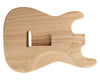 SC SSS BODY - 1960's 2pc Swamp Ash 1.8 Kg - 831512-Guitar Bodies - In Stock-Guitarbuild