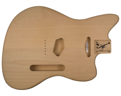 TM BODY 2pc Alder 2.1 Kg - 818247-Guitar Bodies - In Stock-Guitarbuild