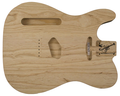 TC BODY 3pc Swamp ash 2 Kg - 820769-Guitar Bodies - In Stock-Guitarbuild