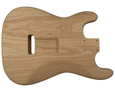 SC BODY 2pc Swamp ash 1.8 Kg - 818568-Guitar Bodies - In Stock-Guitarbuild
