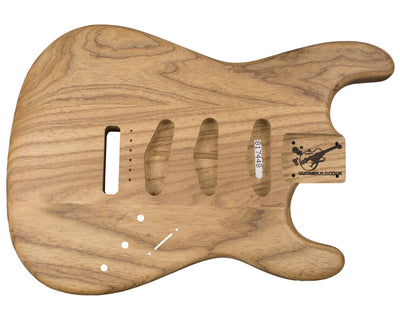 SC BODY 3pc Roasted Swamp Ash 1.9 Kg - 817448