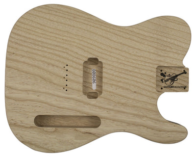 Guitar Bodies - GUITARBUILD TC BODY 1 pc Swamp Ash 2.0 KG - 808606 - Guitarbuild - 1