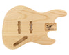 JB BODY 2pc Swamp Ash 1.9 Kg - 827034-Bass Bodies - In Stock-Guitarbuild